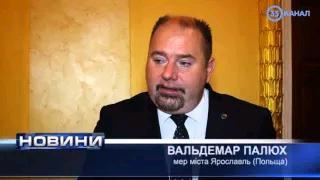 Pierwszy materiał wyemitowany w ukraińskiej telewizji na kanale 33