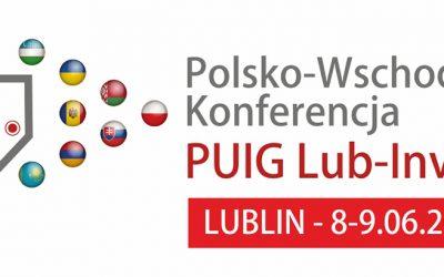 II Polsko-Wschodnia Konferencja PUIG Lub-Invest w Lublinie
