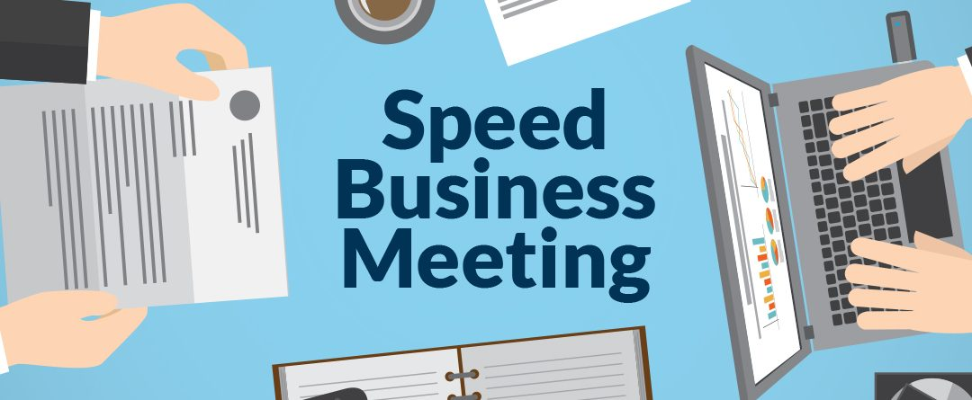 Speed Business Meeting у Варшаві