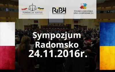 Legalna migracja szansą dla polskiego rynku pracy – Sympozjum Radomsko