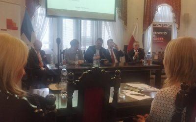 Konferencja Efektywna współpraca z Wielką Brytanią