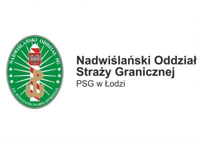 Nadwiślański Oddział Straży Granicznej - PSG w Łodzi