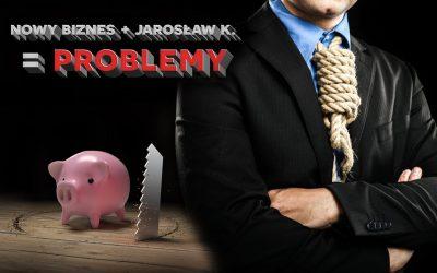 """Nowy biznes + pożyczka od Jarosława K. = PROBLEMY !!! Czyli, jak mówi staropolskie przysłowie """"dobry zwyczaj – nie pożyczaj""""."""
