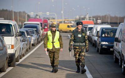 Ograniczenia w zakresie wwozu towarów na Ukrainę