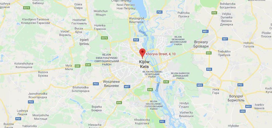 Fundacja Iustus – nowe biuro w Kijowie