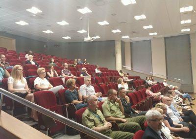 Uczestnicy Podkaprackiej Konferencji Prawa Pracy w Urzędzie Marszałkowskim