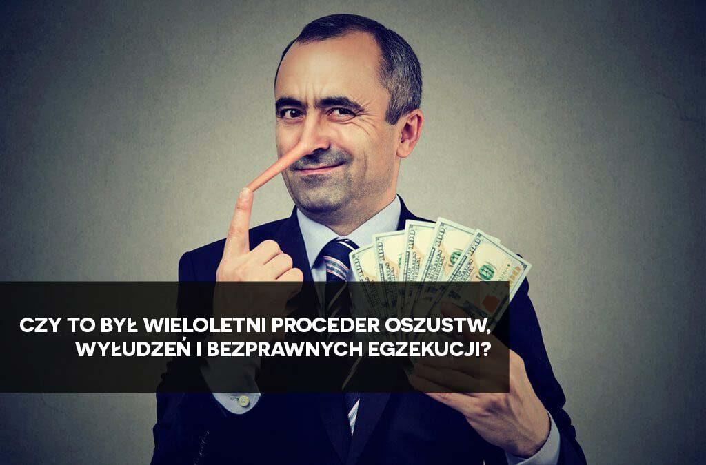 Rzeszowska lichwa pod dowództwem Jarosława K., czy można zbić majątek na ludzkiej krzywdzie?