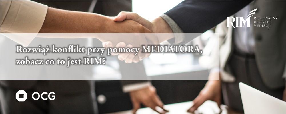 Optimum Consulting Group liderem alternatywnych metod rozwiązywania konfliktów, czyli co to jest RIM ?