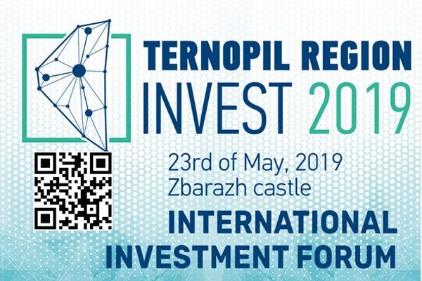 Tarnopolszczyzna Invest 2019