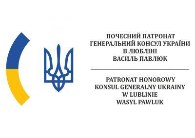 Patronat Honorowy Konsul Generalny Ukrainy w Lublinie Wasyl Pavluk