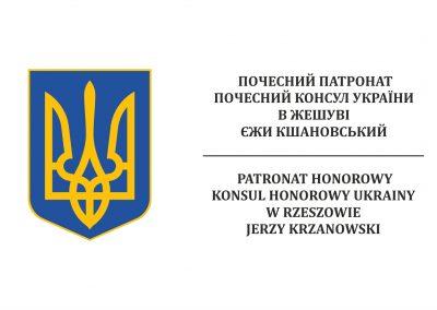 Konsul Honorowy Ukrainy w Rzeszowie Jerzy Krzanowski